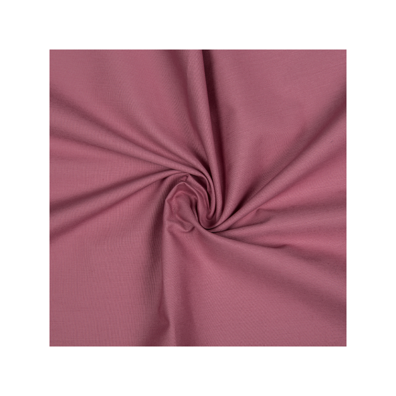 Cotton poplin old pink