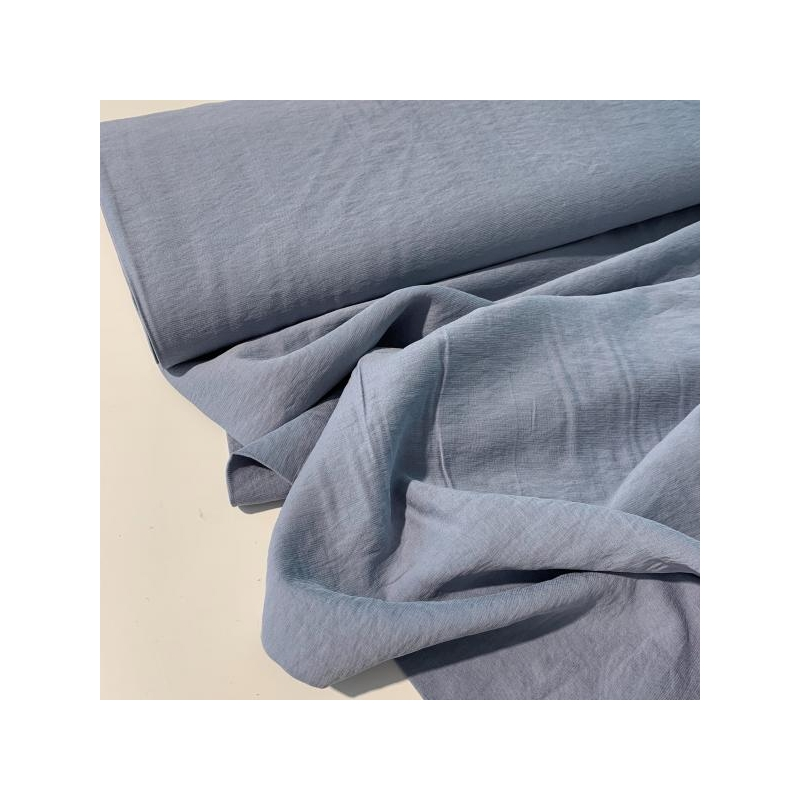 Viscose ritchel dusty blue