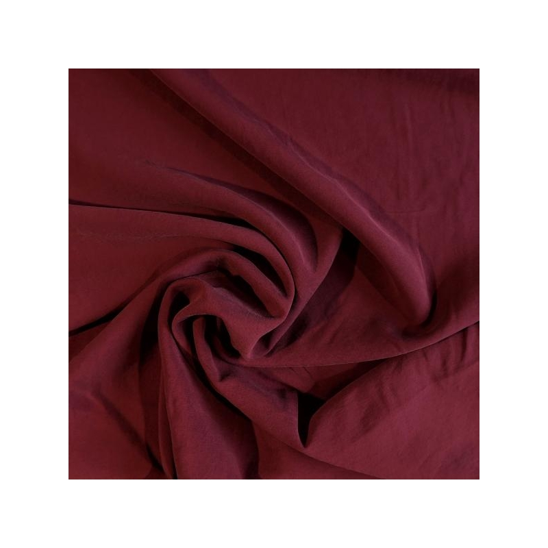 Viscose ritchel dark red