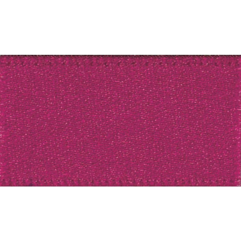 NewLife satin ribbon 25mm wine red