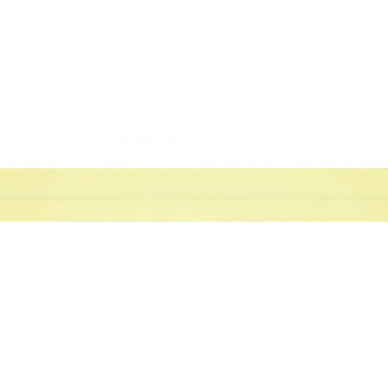 Not stretchy band 2.5m pack light yellow