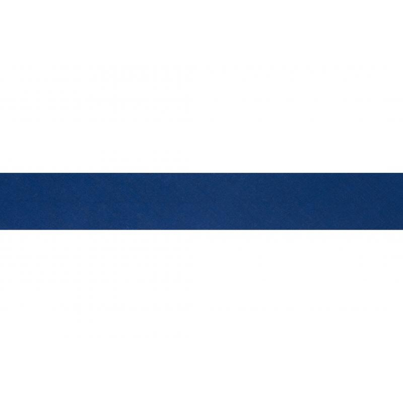Not stretchy band 2.5m pack royal blue