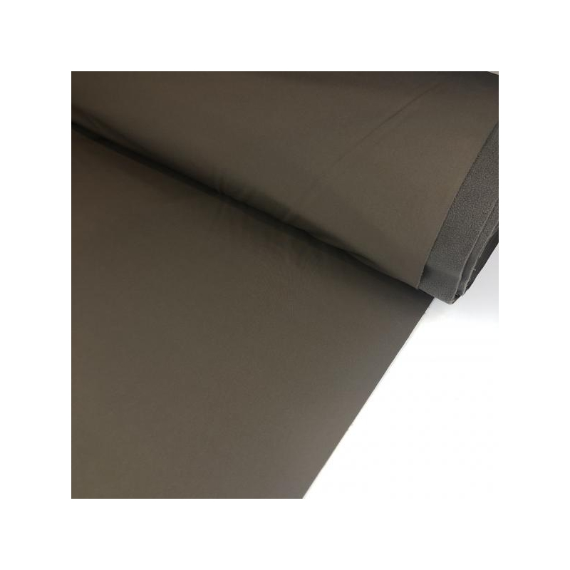 Softshell dark taupe