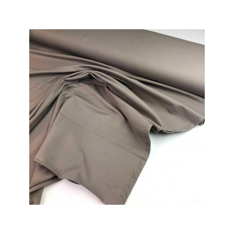 Cotton french soft brown