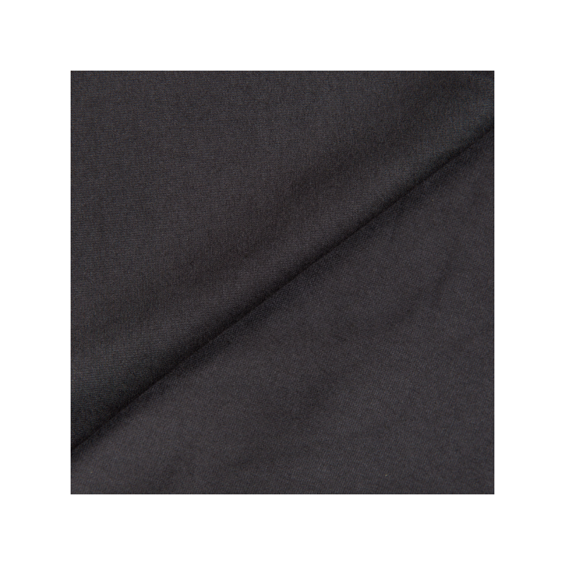 Cotton jersey dark grey