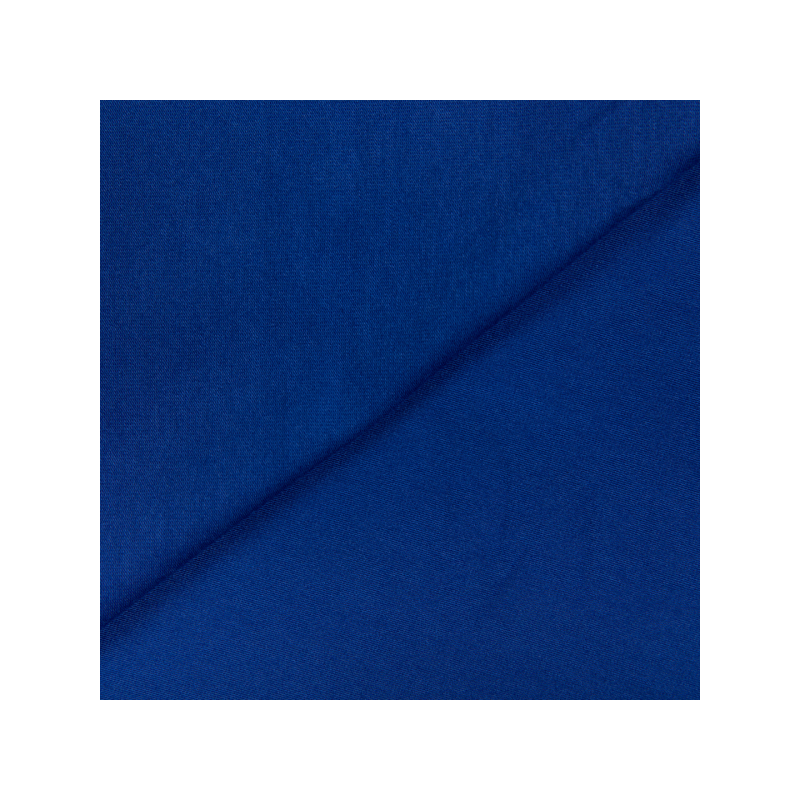 Cotton jersey royal blue