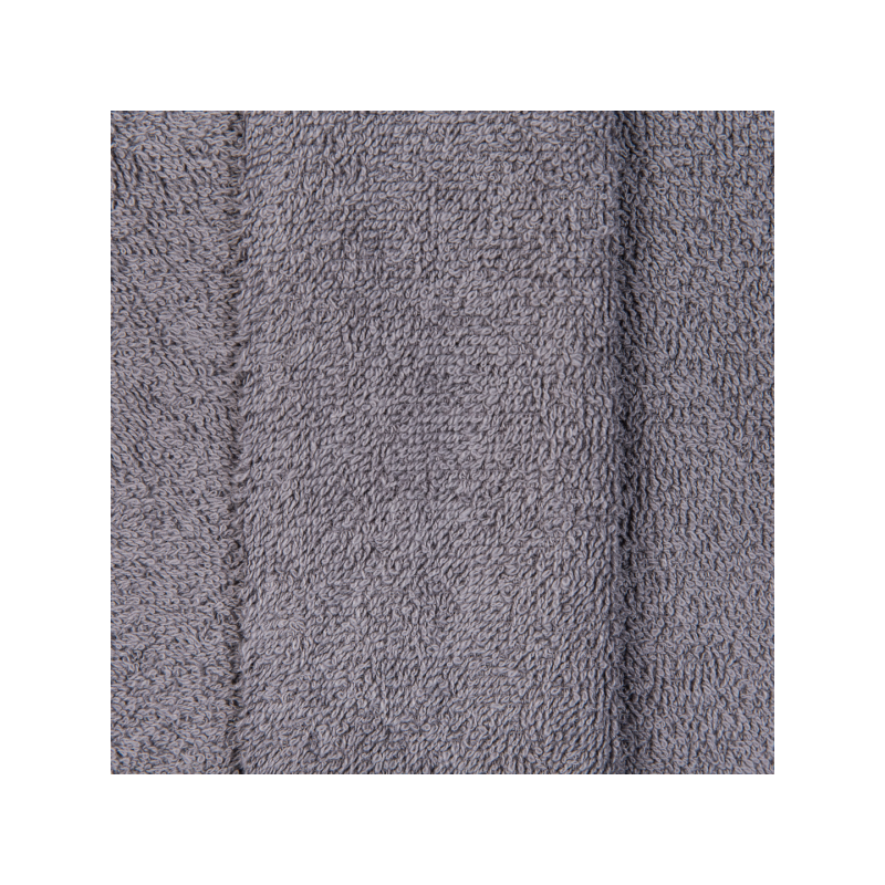 Terry cloth dark grey