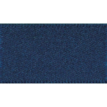 NewLife satin ribbon 25mm navy blue