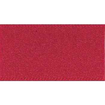 NewLife satin ribbon 25mm dark red
