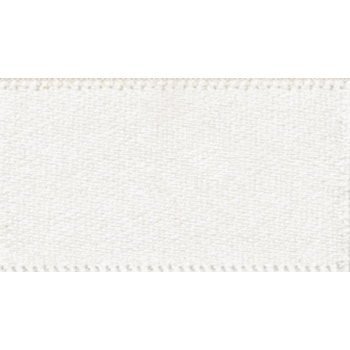NewLife satin ribbon 25mm ivory