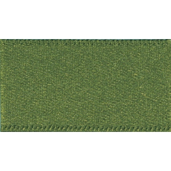 NewLife satin ribbon 25mm moss green