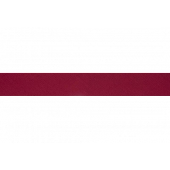 Not stretchy band 2.5m pack dark red