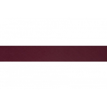 Not stretchy band 2.5m pack wine red