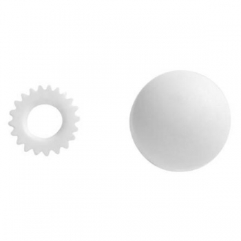 Cover buttons 11mm 6 in pack