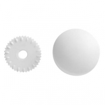 Cover buttons 29mm 4 in pack