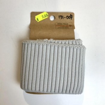 Rib pack thick light grey