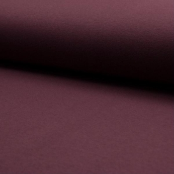 Thicker brushed cotton jogging bordeaux