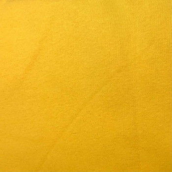 Jogging brushed deep yellow