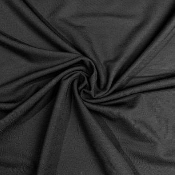 Soft  viscose punta black