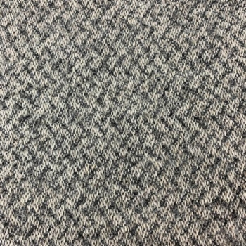 Wool fabric grey sizsac
