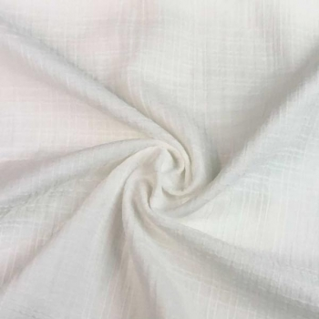 100% cotton jaquard with lines white