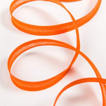 100% cotton biasband orange