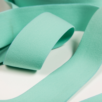 Soft touch elastic mint