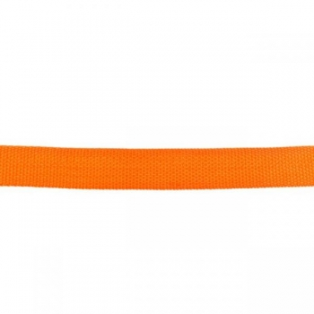 Webbing 25 mm polypropylene orange