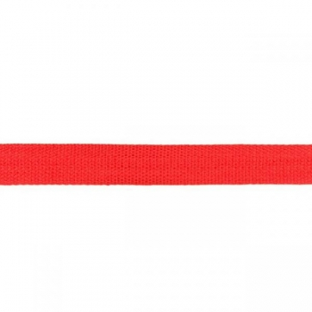 Webbing 25 mm polypropylene red