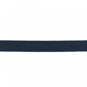 Webbing 25 mm polypropylene dark blue