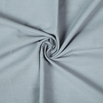 Cotton poplin greyish blue