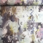 Decorative fabric printed brush strokes multicolored